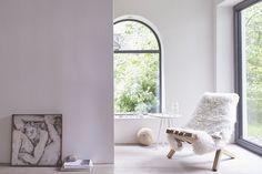 Wohnzimmer Linien Effekt