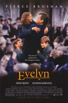 What To Watch On Netflix This Weekend #refinery29  http://www.refinery29.com/2015/02/82792/new-on-netflix-march-2015#slide-6  Evelyn (2002)Loosely based on the story of Desmond Doyle, an Irishman who fought the courts for custody of his children after they had been placed in orphanages. Available March 1