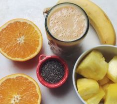 Orange Cream Smoothie | The Fruit Company® Blog MUST TRY