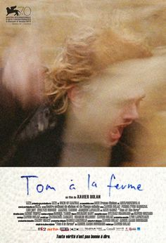 Tom à la ferme - Xavier Dolan