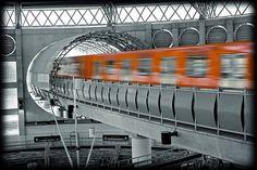 Metro Ciudad de Mexico By Anu@r.
