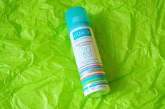 #shinybox #box #cosmetics #cosmeticbox #lipiec #july #uriage #thermalwater #wodatermalna