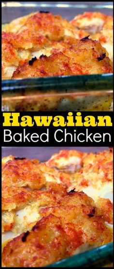 and tangy flavors of the pineapple and spicy brown mustard pair perfectly in this fantastic baked chicken dish!sweet and tangy flavors of the pineapple and spicy brown mustard pair perfectly in this fantastic baked chicken dish! Easy Baked Chicken, Baked Chicken Recipes, Turkey Recipes, Baked Pineapple Chicken, Chicken Flavors, Pinapple Chicken Recipes, Best Chicken Dishes, Pineapple Recipes, Baked Chicken Breast