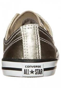 #Converse chuck taylor all star ox sneakers Oro  ad Euro 64.95 in #Converse #Donna scarpe sneakers