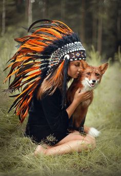 Nature and the Beauty of a fox