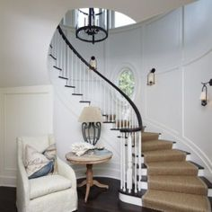 Just love spiral staircases