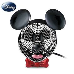 Mickey mouse fan