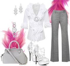 """""""Untitled #119"""" by sweetlikecandycane on Polyvore  Must have this blouse!!!  Love it."""