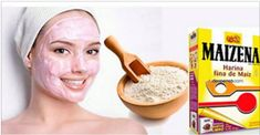 Cornstarch Face Mask With Botox Effect. The Results Are Fabulous! Botox Results, Carrot Mask, Beauty Care, Beauty Hacks, How To Grow Eyebrows, Beauty Tips For Face, Wrinkle Remover, Corn Starch, Best Face Products