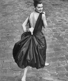 1957   Its silhouette has changed over the years, but the LBD remains supremely chic.