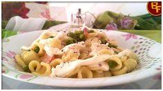 Orecchiette Pastaio Maffei Con piselli, carote e stracciatella