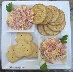 How to make Salame Pate-Salame and Cheese Pate #DareToBeInspired #ad @poshonabudget http://poshonabudget.com/2016/06/salame-and-cheese-pate-daretobeinspired-ad.html