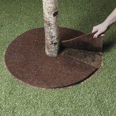 Coco Fiber Tree Ring - Tree Ring - Coco Fiber - Walter Drake