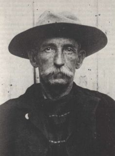 """Old West Legends ~ Bill Miner- The Gentleman Bandit, or the Gray Fox, is widely believed to be the first criminal to use the now cliche, """"Hands Up!"""""""