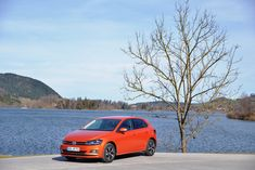 Tracktest Natural Gas VW Polo TGI