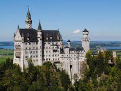 Castello di Neuschwanstein - Germania