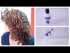 A melhor hidratação capilar POTENTE, SIMPLES E BARATA | Mari Morena - YouTube