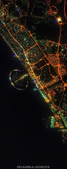 Dubai at Night #Dubai