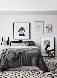 Top 10 Gorgeous Examples of Scandinavian Bedrooms