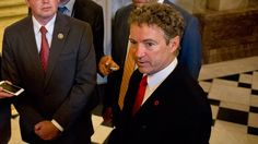 """Paul blocks chemical safety bill in Senate 