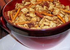Gluten Free Chex-Style Snack Mix Recipe
