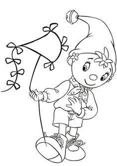 desenhos infantis - duende 2