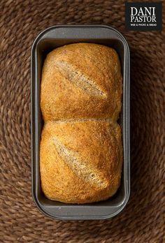 pan integral de zanahoria No Knead Bread, Pan Bread, Kombucha, Mexican Bread, Pan Dulce, Bread Machine Recipes, Bread And Pastries, Sin Gluten, Easy Cooking