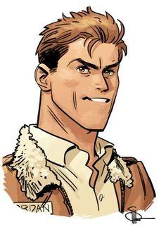 """Hal Jordan - Evan """"Doc"""" Shaner"""
