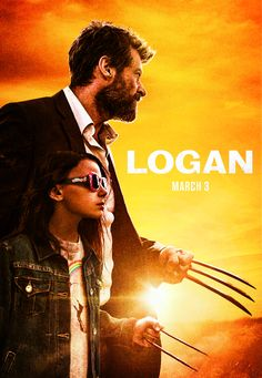 This is definitely my favorite Logan movie poster - Marvel Ruined my Life Marvel Comics, Marvel Heroes, Marvel Dc, Logan Movies, Movie Tv, Films Récents, Logan Laura, Photo Manga, Happy Movie