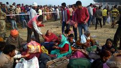 Govt machinery steps in to insulate Kanpur train victims from demonetisation | india-news | Hindustan Times