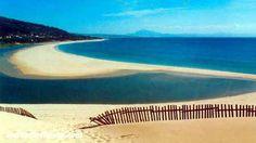 Kustlijn: mooi dorpje aan de kust: Tarifa (surfen, veel wind)