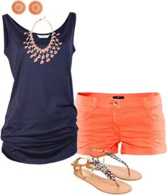 """""""Easy Summer 2013"""" by kaitlinsmommy on Polyvore"""
