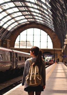 Hogwarts here i come, platform 9 3/4