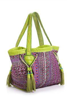 Big Bags - Basket Bag - World Family Ibiza