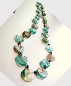 jewelry | Roman glass jewelry: