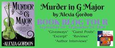 Murder in G Major. Suspense, Cozy Mystery, Paranormal, Series