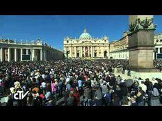 Resurrexit.  Papa Francisco celebró la Pascua