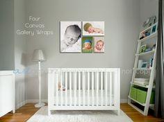 Grandiosa idea para decoración con fotos.