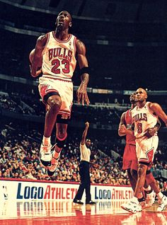 See MJ play (with the Bulls of course)....too bad, I missed out on this one! :(