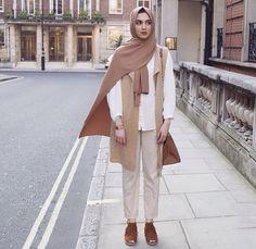 Zaraazix #hijabfashion