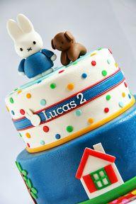 nijntje taart 25 best nijntje taart images on Pinterest | Miffy cake, Cup cakes  nijntje taart