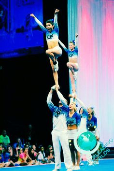 The Cheerleading Worlds Cheer Athletics #cheer #cheerleading #cheerleader