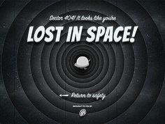 erreur 404 - landinglion