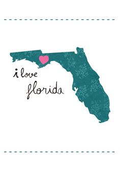 just move that heart a little east and south..Gainesville:)