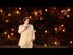 This is so beautiful.... love the video.....http://www.youtube.com/watch?v=nKrkEOlyJo8   KD Lang:   Hallelujah... Wonderfully beautiful....Filmed at Olympics 2010..