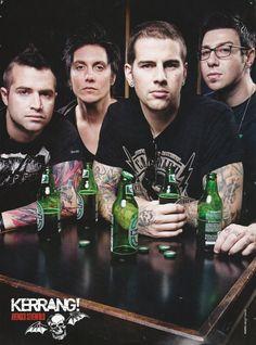 #AvengedSevenfold #A7X #Kerrang! Posters