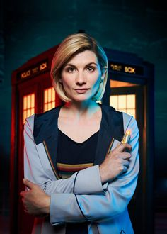 Design by Stuart Manning — New work, art directing and the. Dr Who, Geronimo, Stuart Manning, Jodi Whittaker, Serie Doctor, Doctor Who Wallpaper, 13th Doctor, Doctor Who Art, Female Doctor