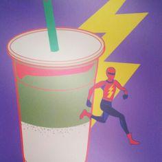 #chatime for #superhero