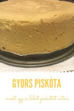 van:-) A 2 db 15 cm-es kör Hungarian Cake, Hungarian Recipes, Food Platters, Baking Tips, Cake Cookies, No Bake Cake, Vanilla Cake, Sweet Recipes, Cheesecake