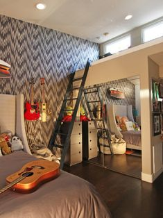 33 Brilliant Bedroom Decorating Ideas for 14 Year Old Boys (3) Dream Bedroom  & The 60 best Teen Boy Bedroom Ideas images on Pinterest | Teen ...
